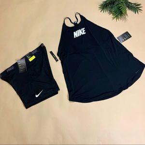 NEW Nike Shorts & Racerback Tank Set - Sz XL